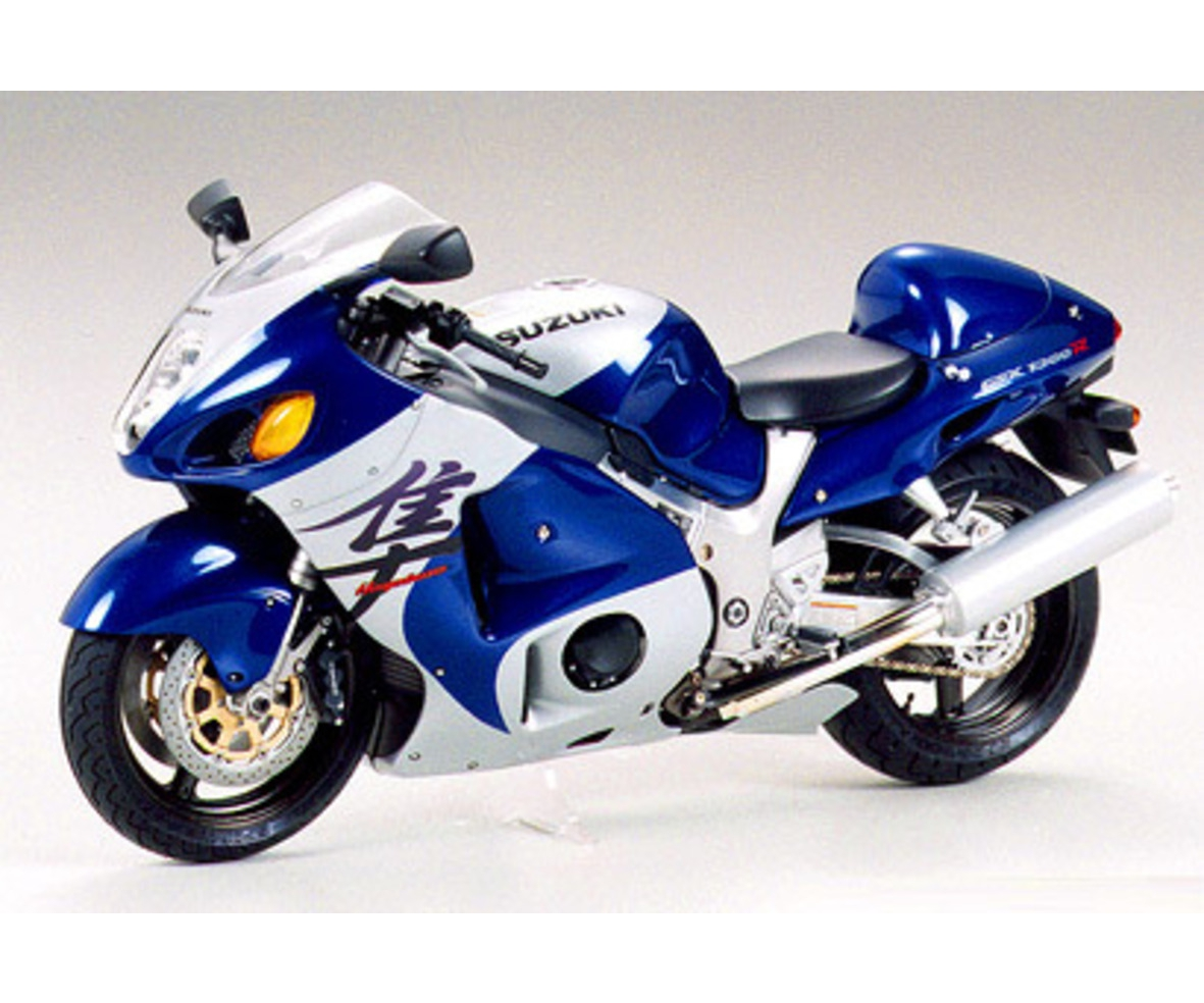 tamiya 1 12 suzuki gsx1300r hayabusa street 9. Black Bedroom Furniture Sets. Home Design Ideas