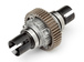 HD Aluminium-Differential Set komplett   Baja 5SC