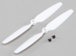E-FLITE X-Vert VTOL: Propeller links, 125 x 75 mm (2)