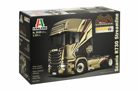 1:24 SCANIA R730 Streamline Chimera