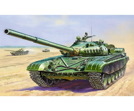 1:35 Mod. Russ.Main Battle Tank T-72