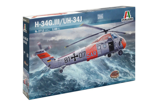 1:48 UH-34J Helikopter