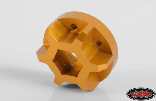 14mm Universal Hex for 40 Series and Clod Wheels