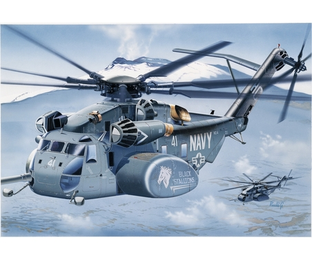 1:72 MH-53 E Sea Dragon