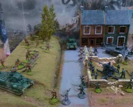 1:72 WWII Battle Set: Battle of Arras40
