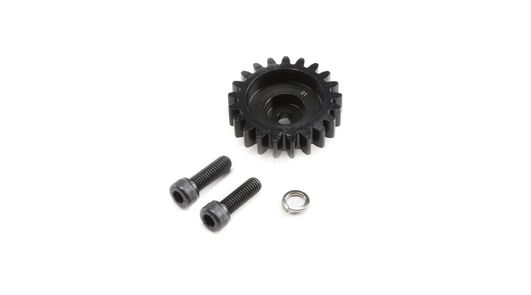 21T Pinion Gear, 1.5M & Hardware: 5ive-T 2.0