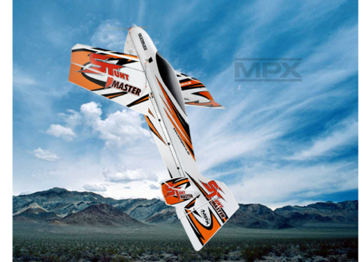 3D Parkflyer RR STUNTMASTER 870 mm Multiplex