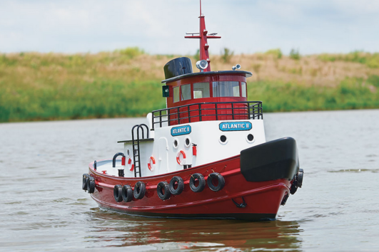 AquaCraft Atlantic II Hafenschlepper 2.4GHz RTR