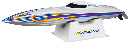 AquaCraft MiniMono Rennboot 2.4GHz Tactic RTR