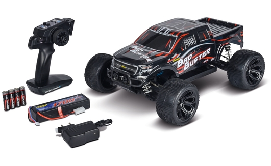 Bad Buster 4WD X10 2.4 GHz 100% RTR 1:10