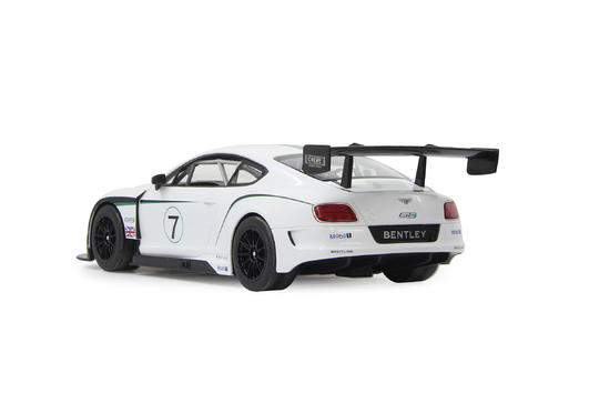 Bentley Continental GT3 1:14 weiß 27Mhz