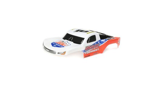 Body, Lucas Oil: 1:10 2wd Torment