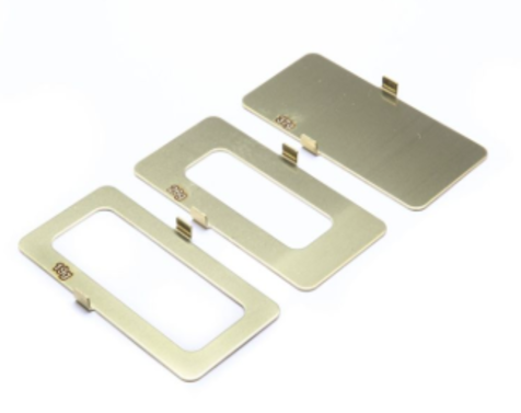 Brass Battery Weight Set, 19g, 26g, 37g