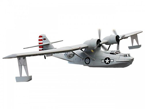 Catalina PBY grau 1470 mm ARTF