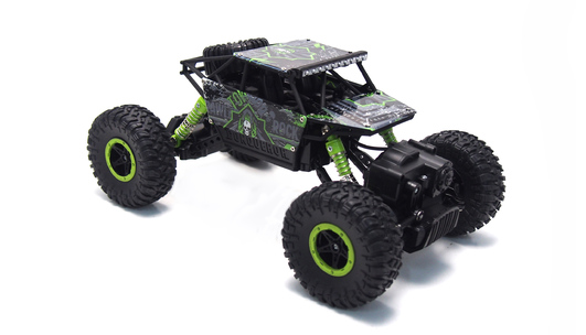 Conqueror inkl. HD cam green 1:18 RTR 2,4 GHz