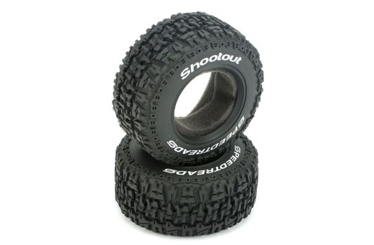 Dynamite Speedtreads Shootout SC Tire (2)