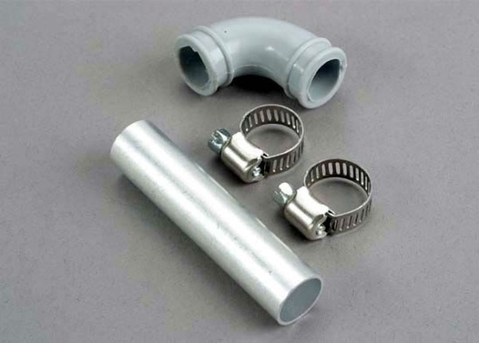 EXHAUST PIPE/ FASTEN RING