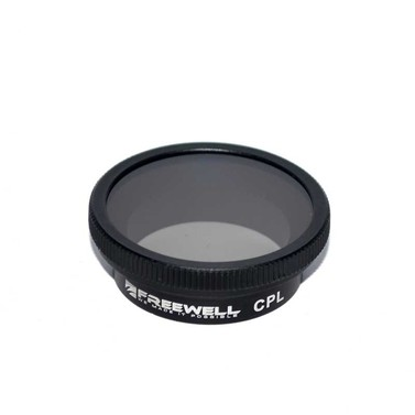 Freewell GoPro 4/3 Filter 4 Pack (UV, ND4, ND8, CPL)