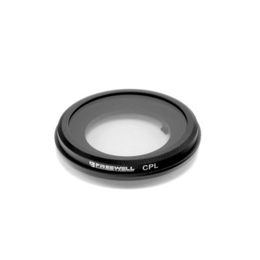 Freewell Yuneec Chroma 4K / Typhoon H / CGO3 / CGO3+ Filter 6 Pack (CPL, ND8, ND16, ND32, ND8/CPL, ND16/CPL)