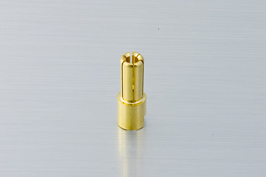 Goldstecker 5,5mm