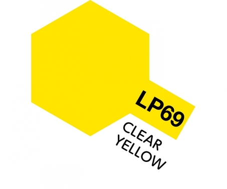 LP-69 Klar-Gelb 10ml (VE6)