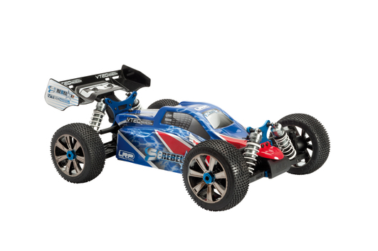 LRP S8 Rebel BXe 2.4GHz RTR Limited Edition - 1/8 Elektro Buggy 2.4GHz RTR