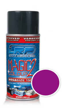 Lexanspray Magic Colour 2 Ice Colour   Lila