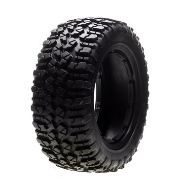 Losi Nomad Tire Set, Firm (1ea. L/R): 5TT