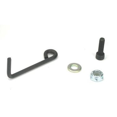Losi Tuned Pipe Mount & Hardware: LST, LST2, AFT, MGB
