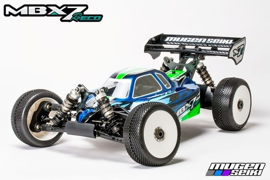 MBX-7R ECO 1/8 4WD OFF-Road Buggy
