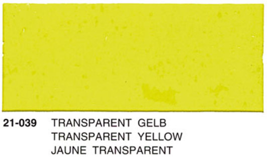 Oracover transparent gelb