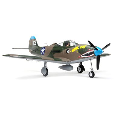P-39 Airacobra 1.2m BNF Basic mit AS3X und SAFE Select