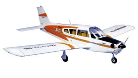 Piper Arrow 2 Avio 2100 mm Mantua