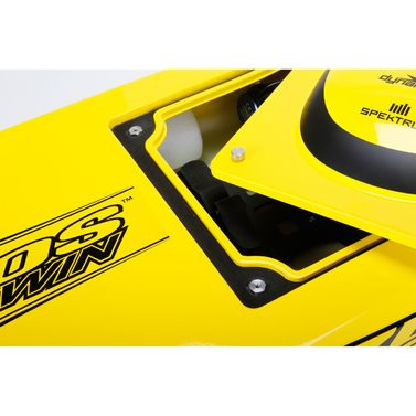 Pro Boat Zelos 36-inch Brushless Twin Catamaran RTR