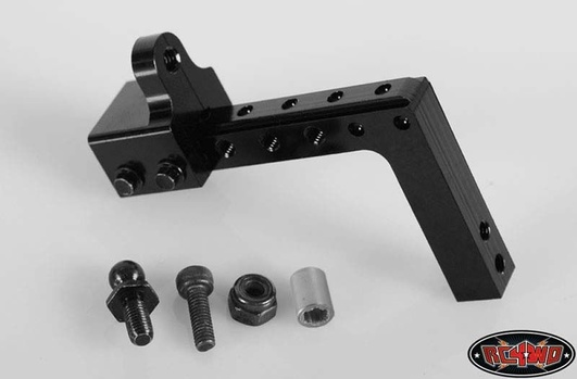 RC4WD Adjustable Drop Hitch (Long)