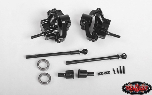 RC4WD Portal Front Axles for Axial Ar44 Axles (SCX10 II) RC4WD