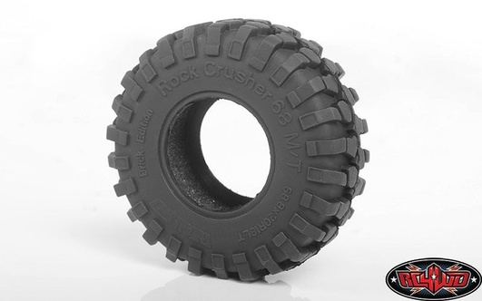 RC4WD Rock Crusher M/T Brick Edition 1.2 Scale Tires