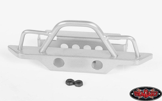 RC4WDSteel Front Bumper for 1/18 Gelande II RTR W/BlackJack