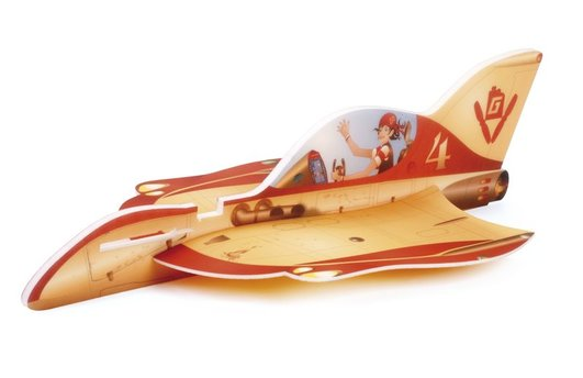 Racing Lilly Vector Plane