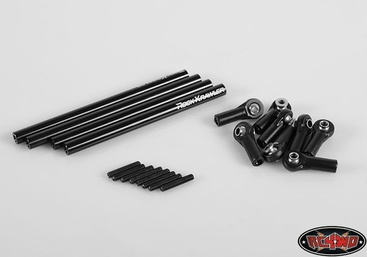 Rock Krawler 4 Link package for Axial Jeep Rubicon