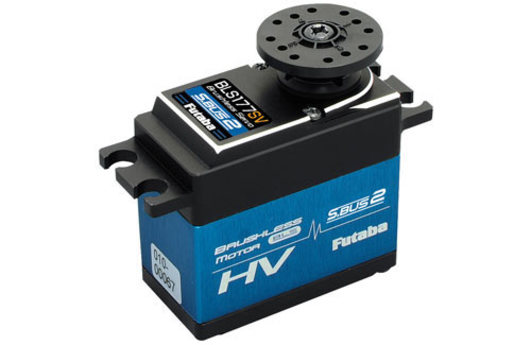 Servo BLS 177SV S.Bus2 HV Digital Brushless Futaba