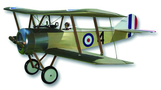 Sopwith Pup Balsa USA 1365 mm