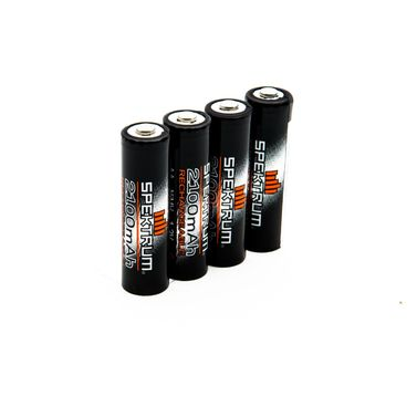 Spektrum 2100 mAh NiMH AA (4 Pack)