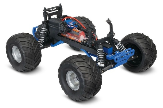 TRAXXAS BIGFOOT RTR +12V-Lader 1/10 Monster Truck