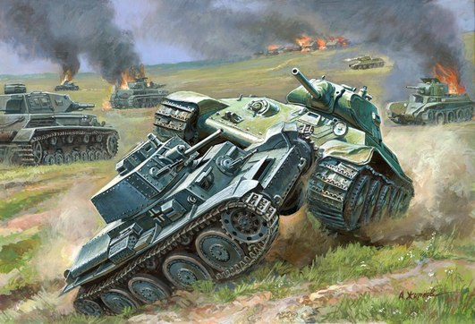Tank Combat World War II - Wargame