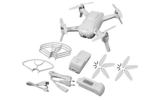 "Yuneec Breeze RTF ""my flying 4K-UHD-camera"" 1x Akku"