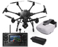 Typhoon H RTF Advanced, CGO3+ 4K, ST16, 1 Akku, X-Mas Combo inkl. SkyView FPV Brille