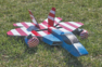 Flite Test Mighty Mini F-22 Raptor WR 508 mm