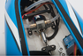 LRP Deep Blue 420 Race Boot 2.4GHz ARR