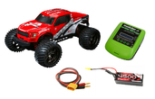 CEN Reeper Monster Truck 1/7 Brushless Combo